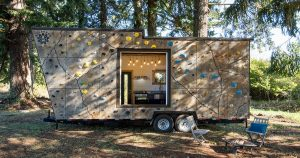 You'll Be Climbing the Walls of This Tiny Home – House of the Week